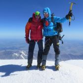 Marmot RockJoy Elbrus Expedition 2015